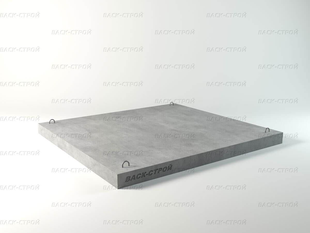 Плита лотковая П 1-(5,5а,8,8а,15б)